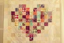 Pixel Quilts / Gorgeous pixelated quilts / by Sarah Ashford