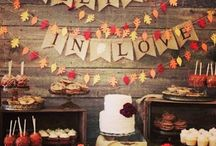 fall wedding / by Michele Cook