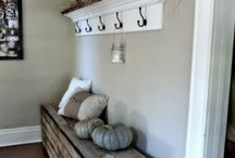 Entryway / by Theresa Ann