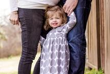Aylissa's photo shoot ideas... / Pics for family maternity photo shoot  / by Rebecca DuVall