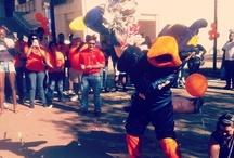 The mascot / by UTSA Athletics