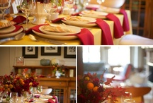 thanksgiving / by Debbie Minarik