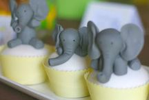 how to cake toppers / by Jemma Madden