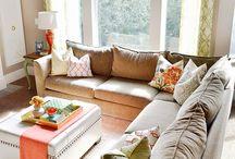 Living Room / by Ashley Lomax