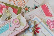 Papercrafts - Cards / Paper handmade cards / by Daynah