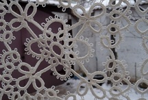 tatting (lace) / by Laurie-Eiraul Brown