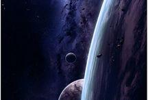 space art / by Cate Macgowan