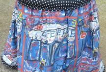 Mary Zeman Designs (fabric, doormats, textiles,etc) / by Mary Zeman