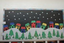 December Bulletin Boards / by Bulletin Board Ideas for Elementary School Teachers