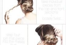 hair / by Christina Peasley
