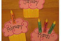 Decor ideas for a class / by Rana Starr