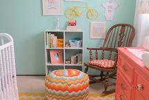 Nursery ideas / by Mary Szablya