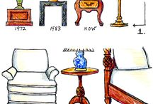CHI ~ Design Lessons & Tips / by Cornerstone Home Interiors