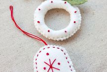 gift toppers/ornaments / by Megan Cooper