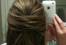 Cool Hair Do's / by Rachel Folkers-Loomis