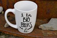 I <3 books / by Tania Vidaurre