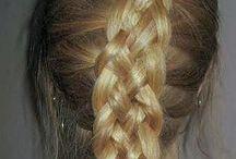 hair ideas / by Deborah Presnar