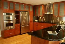 Kitchen Craft / Kitchen Craft, Any house wife spends a lot of time in the kitchen to prepare food for all the family members. The kitchen is a personal place that used for many purposes as cooking, watching TV, eating (if having a table and chairs), so you need for a smart kitchen that covers your needs. / by kitchen designs 2014 - kitchen ideas 2014 .