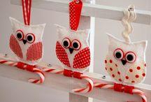 Owls / by Jennifer Case