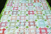 Churn Dash quilt / by Jennie Tracy