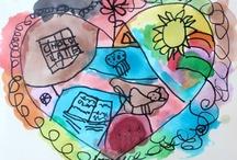 artsy crafty kid ideas / by Jenny Call