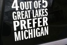 Michigan / by Chadwick Barlow