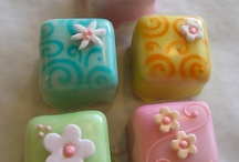 Petit Fours / by Hamley Bake Shoppe