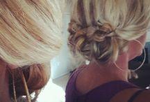 Hair... / by Christine Benavides