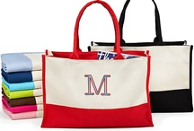 Welcome bags / by Marie Sylvester