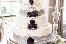 pasteles para  tus  eventos / cake for events / by Kiza Luna