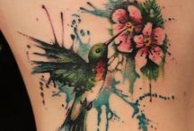 Tattoos / by Penny Souders