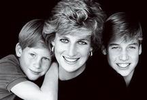 Princess Diana & family / by Susan Day