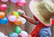 Birthday party ideas / by E Clark