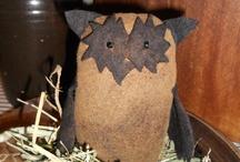 Owls / by Karen's Treasures