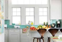 Kitchen refurb / by Carrie Lundell