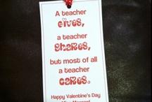 Valentines Day ideas / by Adrianne Bitondo