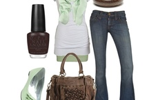Clothes / by Trisha Taylor