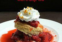 Fruity Desserts / by Kathy Murphy