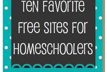Homeschool 4 Free / by Honey Brown