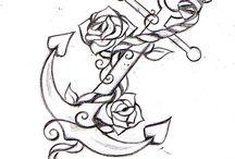 Tattoos  / by Grace Mckenzie