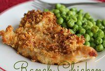Chicken recipes / by Cheryl May