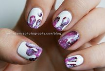 Nail art / by Brittany Paige