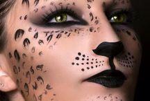 maquillaje para carnaval / by Nuria Navarro