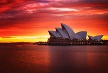 Beautiful Places / by Samantha Trovillion