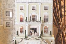 Dolls' houses dollhouses / Some of our favourite miniature houses from around the world / by Dolls House Emporium