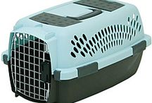 Pet Kennels & Crates / by EntirelyPets.com