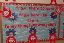Bulletin Boards & Door Decoration / by Courtney Beth