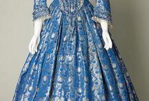 Antique Fashion 1840's / by Jennifer Thompson