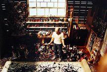 peek inside the studio / by Lori Pratico