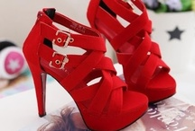 Heels/boots/flats... / by GlamouRay
